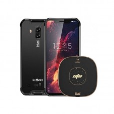 iHunt S100 ApeX 6.21 Dual SIM 4G 6GB RAM 5580mAh 128GB black + incarcator wireless iHunt Alien UFO