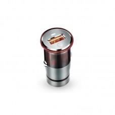 Incarcator Auto Ldnio C304q Qualcomm Quick Charge 3.0 + cablu microUSB, grey