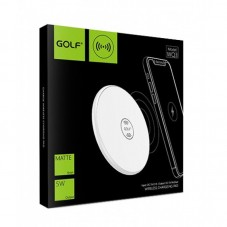 Incarcator wireless Golf WQ3 white