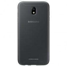 Capac protector Samsung jelly cover black pt Samsung Galaxy J7 (2017) J730