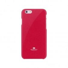 Husa protectie spate Mercury Jelly pt Samsung Galaxy A51, red