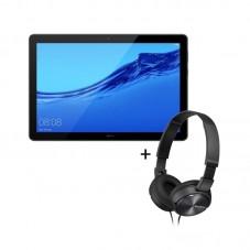 Pachet Huawei MediaPad T5 4G + Casti Sony MDR-ZX310