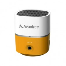 Boxa Bluetooth Avantree Pluto Air, white/yellow