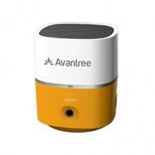 Boxa Bluetooth Avantree Pluto Air, white/yellow