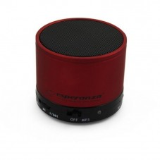 Minidifuzor portabil Esperanza EP115C bluetooth red