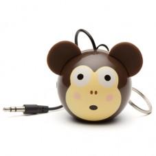 Boxa portabila KitSound MyDoodles Trendz Mini Buddy Monkey