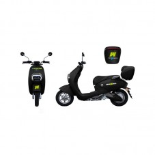 Moped Freewheel E-Scooter Mine Plus, Motor Bosch 800W, Autonomie 70 km, Viteza maxima 45 kmh, black