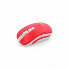 Mouse Wireless Esperanza Uranus EM126WR 4D 2.4 GHz, whitered