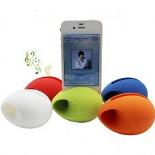 Suport amplificare sunet silicon SBS Egg TEEGGSPIP pt iPhone 4/5
