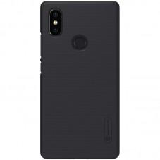 Husa de protectie Nillkin Frosted black si folie pt Xiaomi Mi 8 se