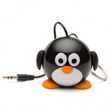 Boxa portabila KitSound MyDoodles Trendz Mini Buddy Penguin