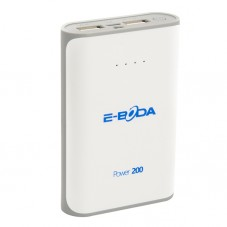 Baterie Externa E-Boda Power 200 6000 mAh, white