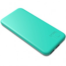 Baterie externa Puridea S2 10000 mAh 2 port USB Green