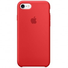 Husa Apple silicon red pt Iphone 7/8 MQGP2ZM-A