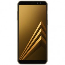 "Samsung Galaxy A8 Plus (2018) 4G Dual SIM 6"" 4GB RAM Octa-Core 64GB gold Resigilat"