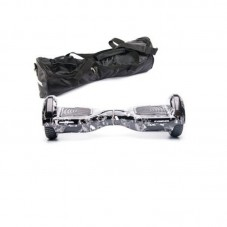 Scooter Electric (Hoverboard) Freewheel Complete Graffiti skull + Geanta 6.5 inch Cadou