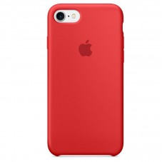 Husa Apple silicon red pt Iphone 7+/8+ MQH12ZM-A
