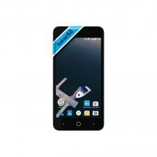 Smartphone Vonino Jax S 5 Dual SIM 3G Quad-Core, 8GB, dark blue, RESIGILAT