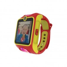 Smartwatch MyKi Junior 3G cu apel video, Rosu
