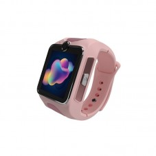 Smartwatch MyKi Junior 3G cu apel video, Special Edition, pink