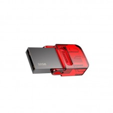 Stick USB 2.0 Baseus Red Hat Type-C ACAPIPH-EA9, red