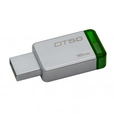 Stick USB 3.1 Kingston Data Traveler 50 metal grey 16gb