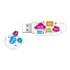 Stick USB Integral 16GB 16 GB Xpression Text Mix