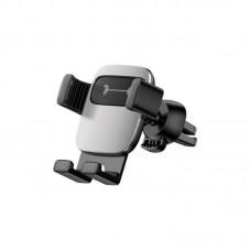 Suport auto Baseus CubeGravity, silver