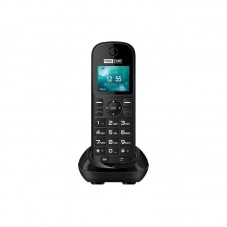 Telefon fix cu SIM Maxcom MM35D 1.77, black