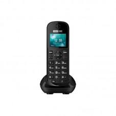 Telefon fix cu SIM Maxcom MM35D 1.77, black