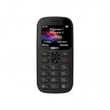 Telefon Maxcom Comfort MM471 Dual SIM 2G + stand de incarcare, gray