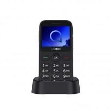 Telefon mobil Alcatel 2019, Single SIM, metallic gray
