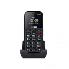Telefon mobil MaxCom Comfort MM38D, black