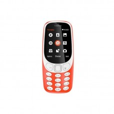 Telefon Nokia 3310 (2017), warm red