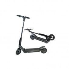 Trotineta Electrica Freewheel Rider T1, autonomie 25 km, viteza max 20 km/h, motor 300W, black
