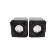 Sistem audio 2.0 Leggiero Esperanza EP111, black