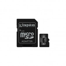Card de memorie Kingston 32GB microSDHC Class10 Canvas Select Plus 100MB/s + adaptor