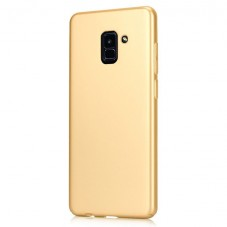 Husa de protectie X-Level Metallic gold pt Samsung Galaxy J6 (2018)