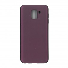 Husa de protectie X-Level Guardian violet pt Samsung Galaxy J6 (2018)
