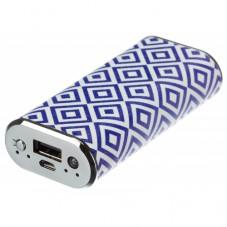 Baterie externa Trendz Fashion Geometric 4000mAh