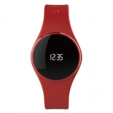 Smartwatch MyKronoz ZeCircle, red