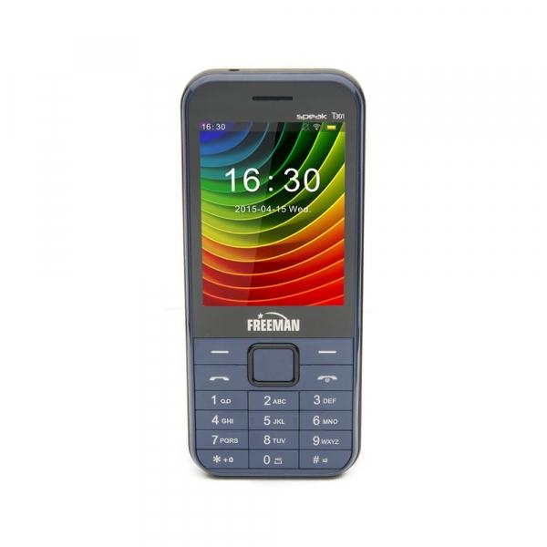 Telefon Dual SIM E-Boda Freeman Speak T301 blue