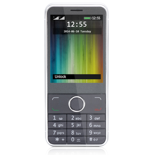 Telefon Dual SIM E-Boda Freeman Speak T300 black Resigilat