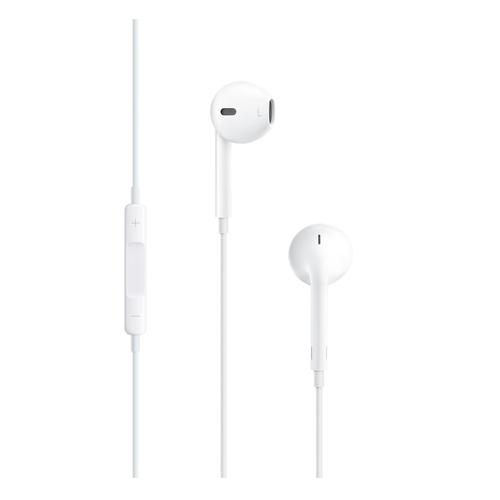 Casti cu fir si microfon Apple Earpods MD827