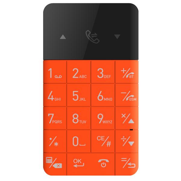 Telefon Elari CardPhone orange Resigilat