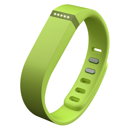 Bratara Fitbit Flex Activity / Sleep tracker green