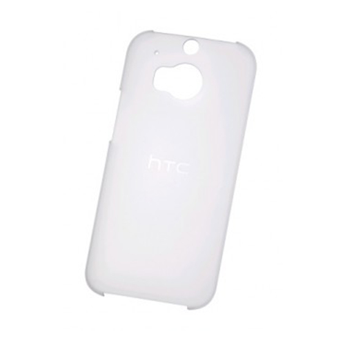 Capac protector HTC HCC942 transparent pt One All New (M8)