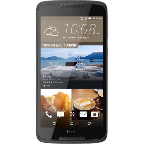 "HTC Desire 828 4G Dual SIM 5.5"""" Octa-Core 16GB dark grey"