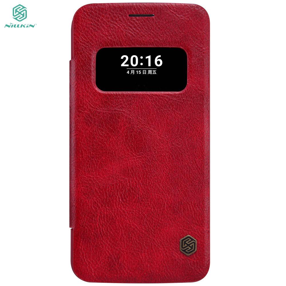 Husa Nillkin Book Qin red pt LG G5
