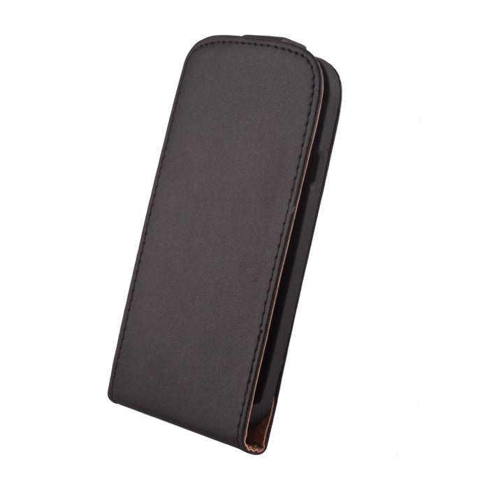 Husa flip Elegance pt Huawei Ascend G525 black
